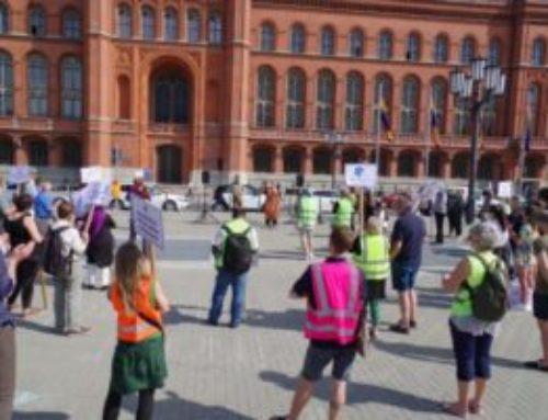 Berliner Bürgerplattformen starten mit Spitzengesprächen und Aktionen ins Wahljahr 2021